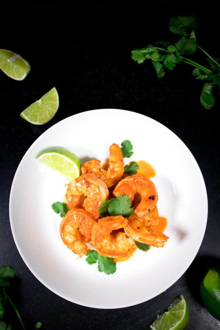 Red Pepper Shrimp