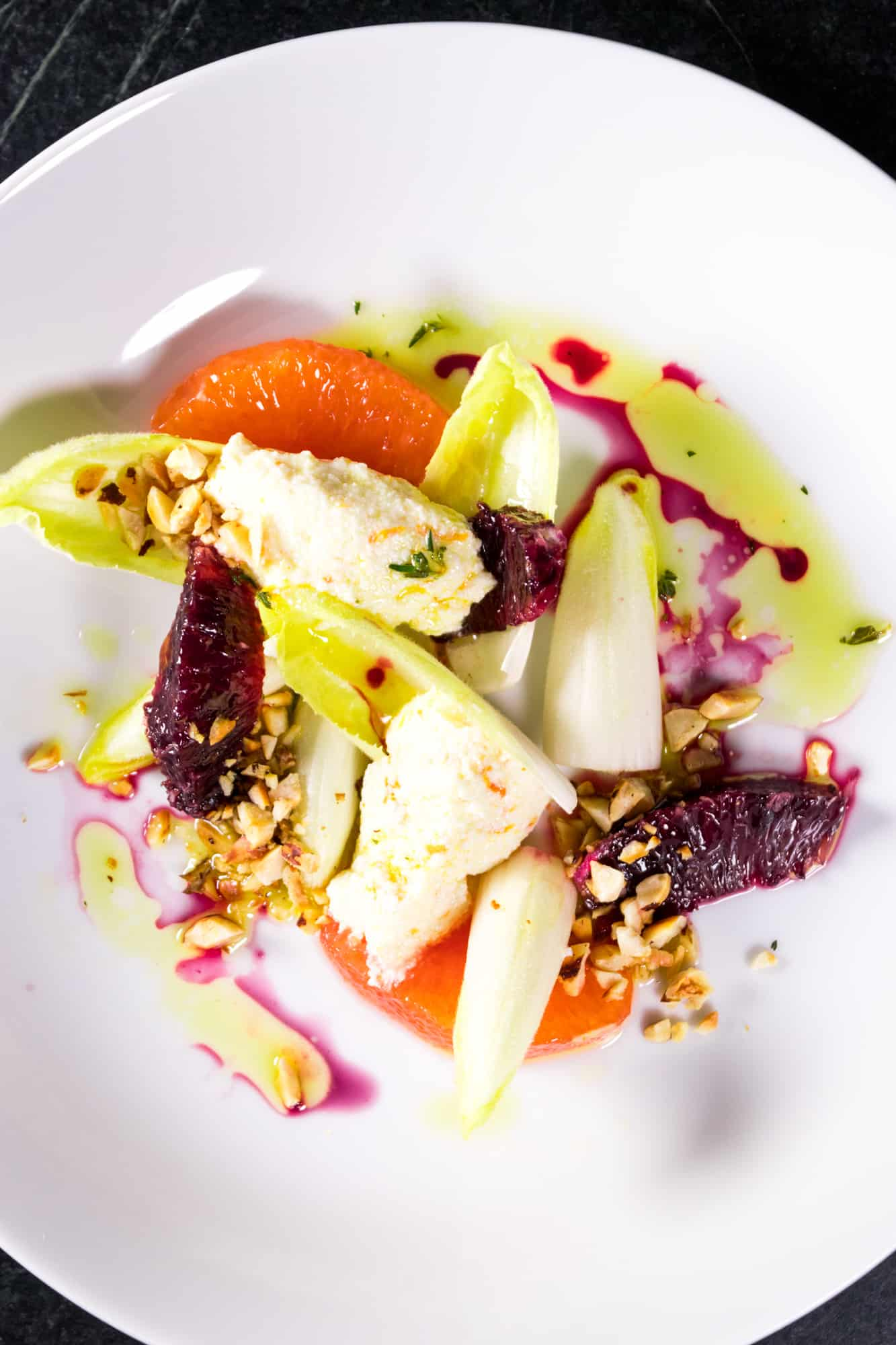 Endive & Blood Orange Salad