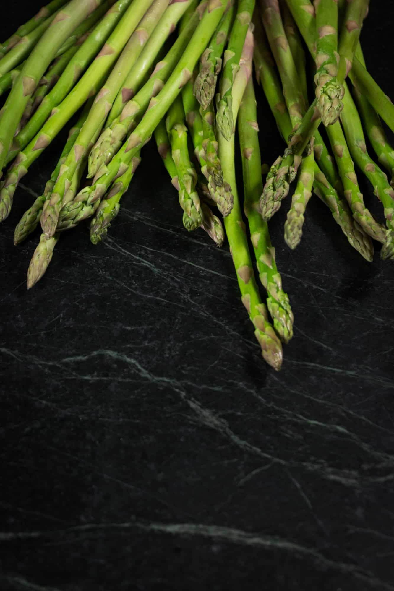 Asparagus and Lemon Garganelli