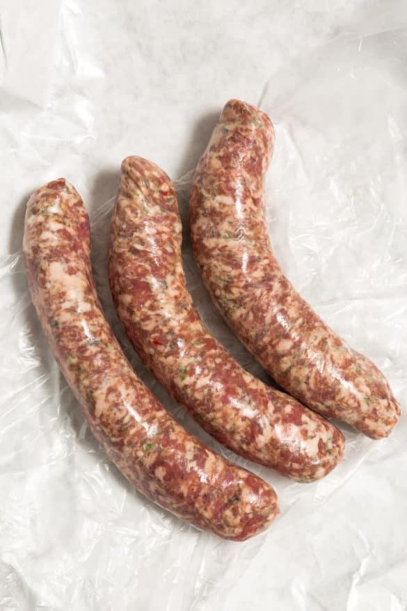 Porchetta Sausage