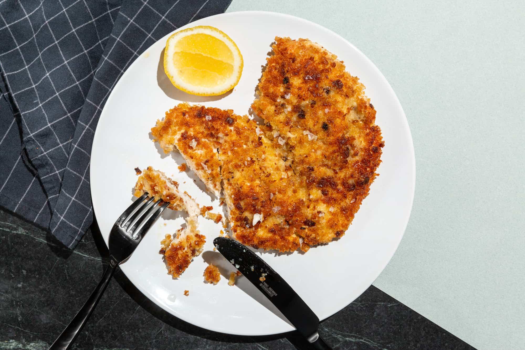 Breaded Chicken Cutlet