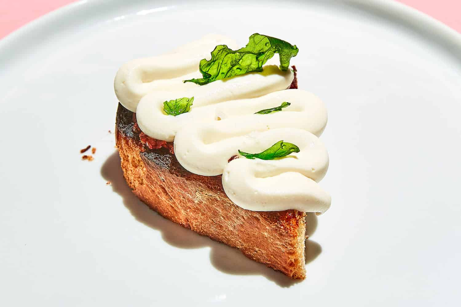 Whipped Ricotta Toast