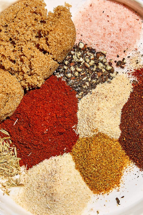 The Spice Blend