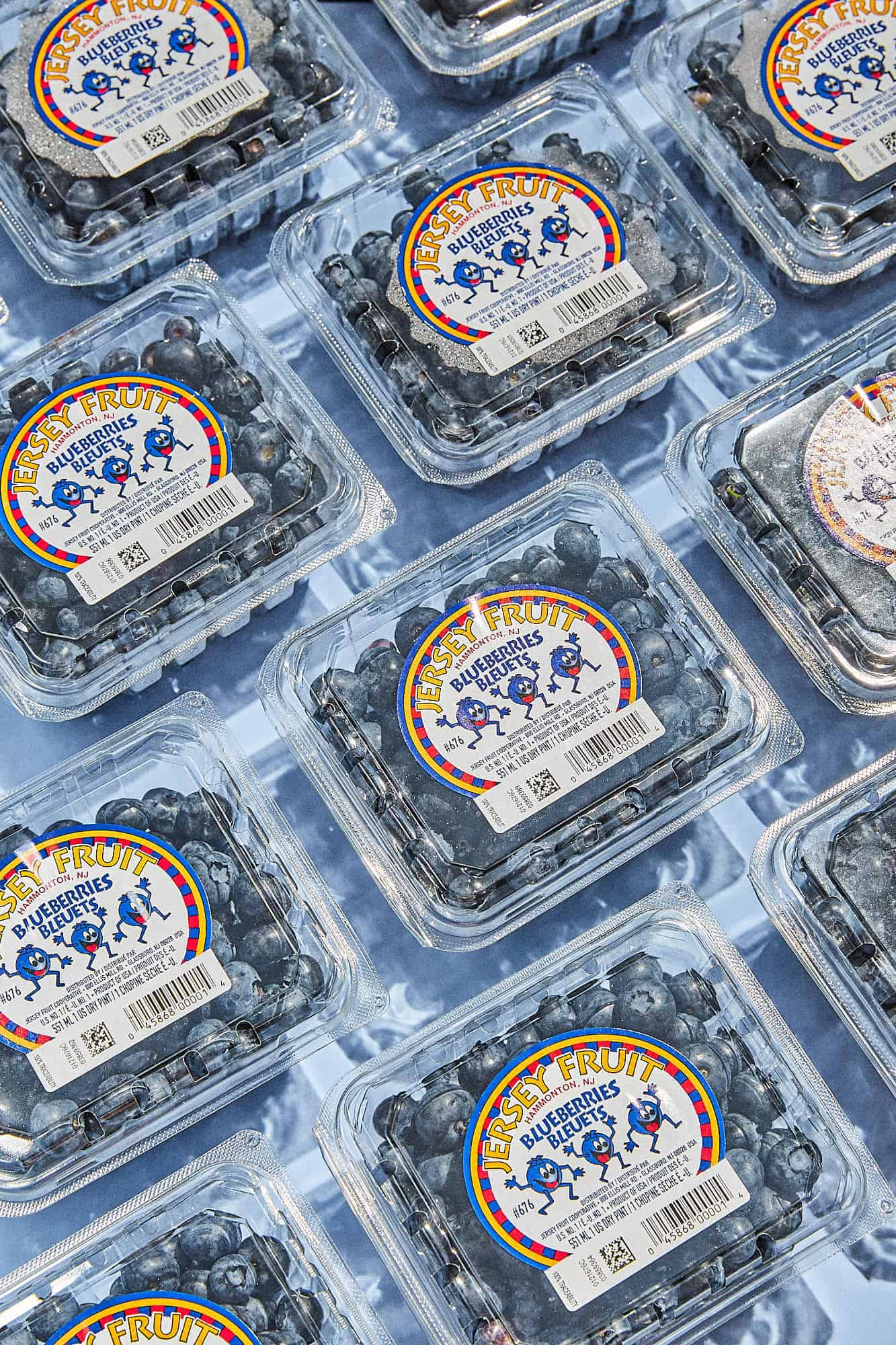 Blueberry Pints